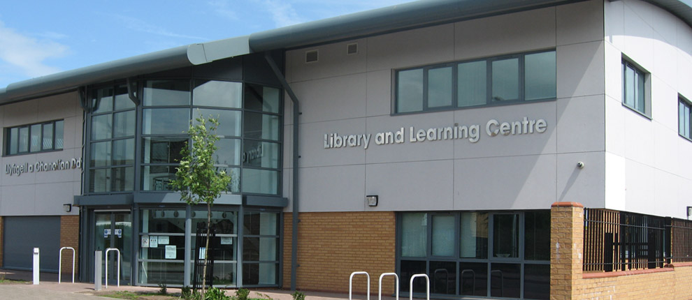 Llanrumney Library, Learning and Community Centre, Cardiff
